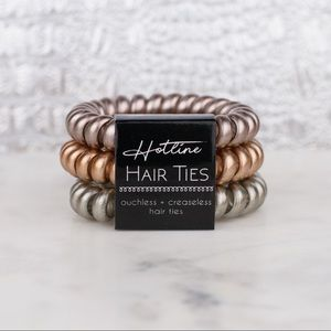 Luxe Hotline Hairties
